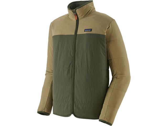 Patagonia Pack In Jacket Men industrial green